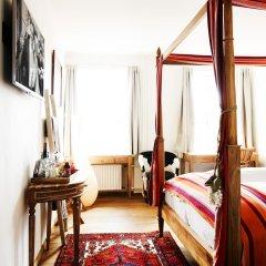 Отель Babette Guldsmeden Дания, Копенгаген - отзывы, цены и фото номеров - забронировать отель Babette Guldsmeden онлайн комната для гостей