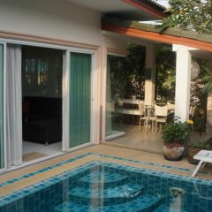 Отель 3-Bedroom Villa - Jomtien Beach балкон