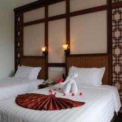 Отель Nanshan Leisure Villas комната для гостей