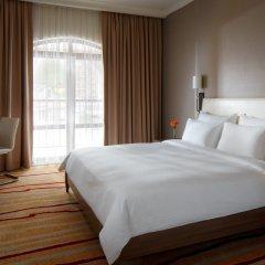 Гостиница Courtyard Marriott Sochi Krasnaya Polyana 4* Полулюкс с различными типами кроватей