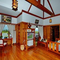Отель Myanmar Treasure Resort Inle комната для гостей фото 2