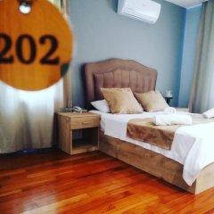 Отель Mavilla Номер Делюкс с различными типами кроватей фото 3