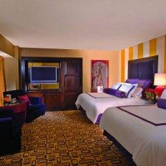 Отель Planet Hollywood Resort & Casino 4* Номер категории Премиум с 2 отдельными кроватями