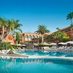 Отель Adrián Hoteles Roca Nivaria бассейн фото 5