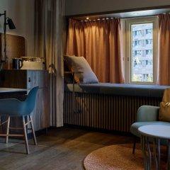 Отель Downtown Camper by Scandic Стокгольм удобства в номере