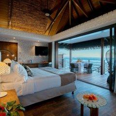 Отель InterContinental Resort Tahiti Французская Полинезия, Фааа - 1 отзыв об отеле, цены и фото номеров - забронировать отель InterContinental Resort Tahiti онлайн комната для гостей фото 2