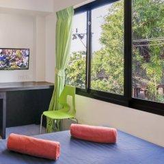 Art Hotel Chaweng Beach 3* Номер категории Эконом с различными типами кроватей фото 2