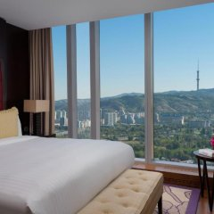 Отель The Ritz-Carlton, Almaty Представительский люкс фото 2