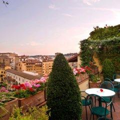 Отель Hermitage Hotel Италия, Флоренция - 1 отзыв об отеле, цены и фото номеров - забронировать отель Hermitage Hotel онлайн фото 3