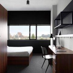 The Student Hotel Amsterdam City 4* Номер Делюкс