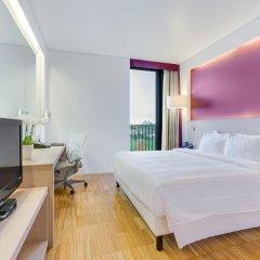 Отель Hilton Garden Inn Venice Mestre San Giuliano 4* Стандартный номер с различными типами кроватей фото 6