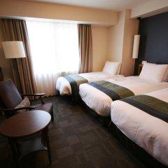 Отель Richmond Hotel Asakusa Япония, Токио - отзывы, цены и фото номеров - забронировать отель Richmond Hotel Asakusa онлайн комната для гостей фото 3