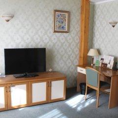 Гостиница Алмаз Стандартный номер с двуспальной кроватью фото 11