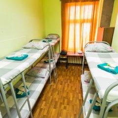 Хостел Хогвардс Кровать в мужском общем номере с двухъярусной кроватью фото 19