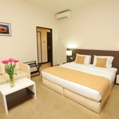 Май Отель Ереван 3* Стандартный номер разные типы кроватей фото 3