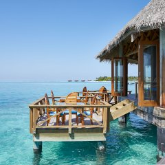Отель Conrad Maldives Rangali Island бассейн фото 5