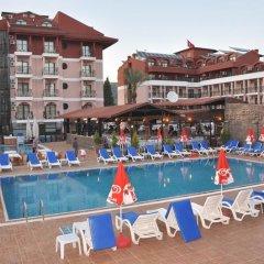 Club Ege Antique Hotel Турция, Мармарис - отзывы, цены и фото номеров - забронировать отель Club Ege Antique Hotel онлайн бассейн фото 2