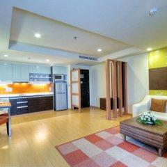 Отель Aspen Suites 4* Стандартный номер