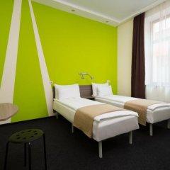 Гостиница Станция L1 Стандартный номер с различными типами кроватей