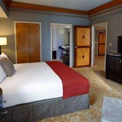 Отель Hilton Club New York 4* Студия с двуспальной кроватью