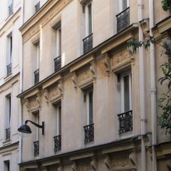 Hotel de France вид на фасад фото 2
