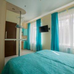 Гостиница Теремок Московский Стандартный номер с двуспальной кроватью фото 4