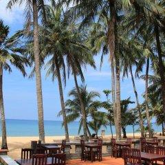 Отель Sea Star Resort пляж