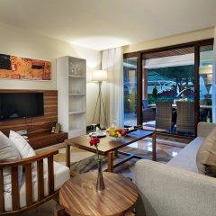 Nirvana Lagoon Villas Suites & Spa 5* Люкс повышенной комфортности с различными типами кроватей фото 4