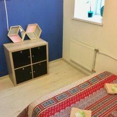 Хостел Instahostel Номер Эконом с разными типами кроватей (общая ванная комната)