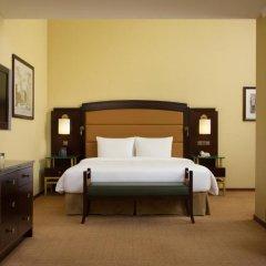 Гостиница Hilton Москва Ленинградская 5* Люкс King corner с различными типами кроватей фото 2
