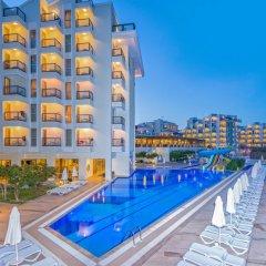 Отель Royal Atlantis Spa & Resort - All Inclusive Сиде бассейн фото 3