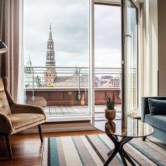 Отель AMERON Hotel Speicherstadt Германия, Гамбург - отзывы, цены и фото номеров - забронировать отель AMERON Hotel Speicherstadt онлайн балкон