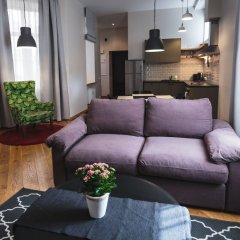 Апартаменты Riga Lux Apartments - Skolas Улучшенные апартаменты с различными типами кроватей фото 11