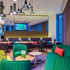 Отель Holiday Inn Warsaw City Centre гостиничный бар