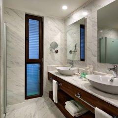 Отель Nirvana Lagoon Villas Suites & Spa 5* Люкс повышенной комфортности с различными типами кроватей фото 5