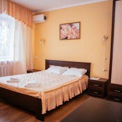 Гостиница Каштан Стандартный номер разные типы кроватей фото 10