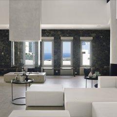 Отель Santo Maris Oia, Luxury Suites & Spa интерьер отеля