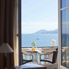 Отель InterContinental Carlton Cannes балкон
