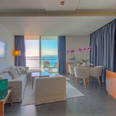 Отель Vidamar Resort Madeira - Half Board Only 5* Люкс с различными типами кроватей
