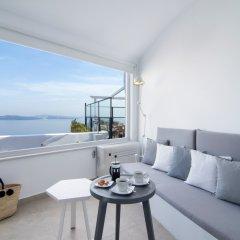 Отель Santorini Secret Suites & Spa 5* Люкс Infinity с различными типами кроватей фото 5