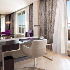 Гостиница Swissôtel Resort Sochi Kamelia 5* Люкс с видом на море и террасой с различными типами кроватей фото 4