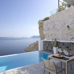 Отель Santorini Secret Suites & Spa 5* Люкс Infinity с различными типами кроватей фото 7