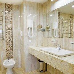 Гостиница Измайлово Бета 3* Люкс Шарм с разными типами кроватей фото 8