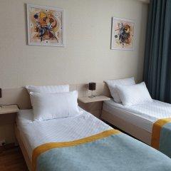 Гостиница Экипаж 2* Улучшенный номер с различными типами кроватей фото 4