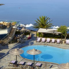 Отель Anthemus Sea Beach Hotel & Spa Греция, Ситония - 2 отзыва об отеле, цены и фото номеров - забронировать отель Anthemus Sea Beach Hotel & Spa онлайн помещение для мероприятий фото 3