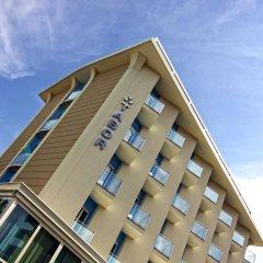 Hotel Tabor вид на фасад фото 3