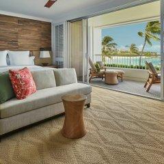 Отель Four Seasons Resort Oahu at Ko Olina 5* Номер с красивым видом с различными типами кроватей фото 2