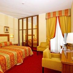 Отель Metropole Италия, Абано-Терме - отзывы, цены и фото номеров - забронировать отель Metropole онлайн комната для гостей фото 3