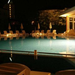 Отель Aqua Италия, Абано-Терме - 5 отзывов об отеле, цены и фото номеров - забронировать отель Aqua онлайн бассейн фото 3
