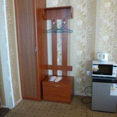 Мини-Отель Победа Улучшенный номер с различными типами кроватей фото 7